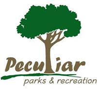 Peculiar Parks & Recreation - Logo